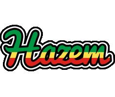 Hazem african logo