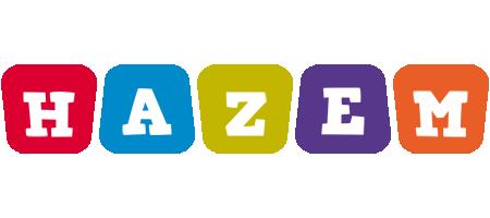 Hazem daycare logo