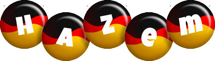 Hazem german logo