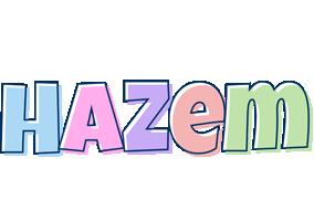 Hazem pastel logo