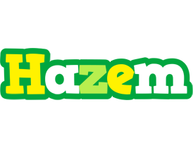 Hazem soccer logo