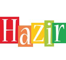 Hazir colors logo