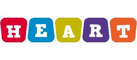 Heart daycare logo