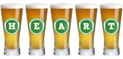 Heart lager logo