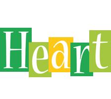 Heart lemonade logo