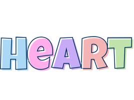 Heart pastel logo