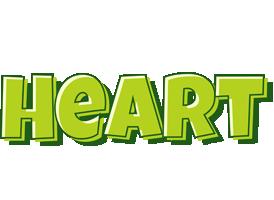 Heart summer logo