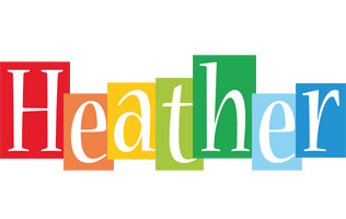 Heather colors logo
