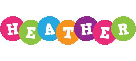 Heather friends logo