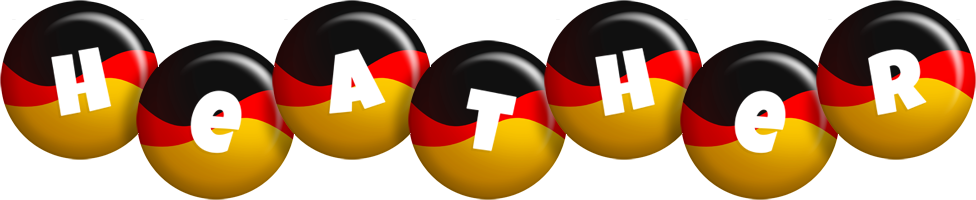Heather german logo