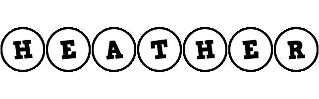 Heather handy logo