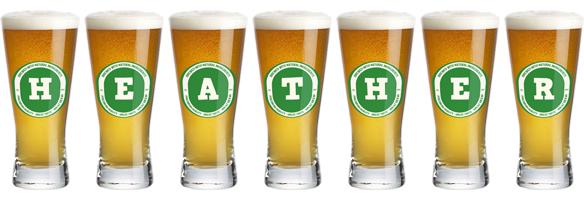 Heather lager logo