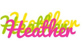 Heather sweets logo