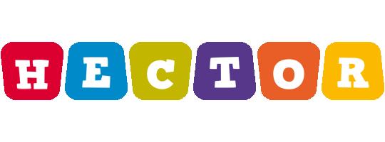 Hector daycare logo