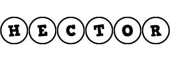 Hector handy logo