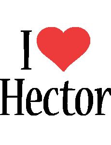 Hector i-love logo