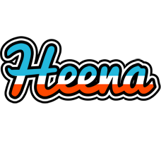 Heena america logo