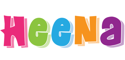 Heena friday logo