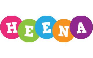 Heena friends logo