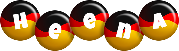 Heena german logo