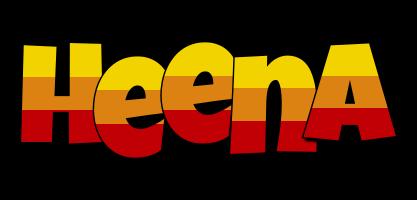 Heena jungle logo