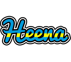Heena sweden logo
