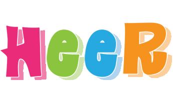 Heer friday logo