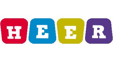 Heer kiddo logo