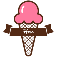 Heer premium logo