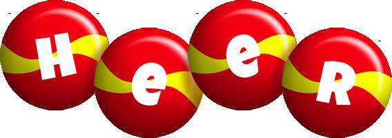 Heer spain logo
