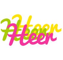 Heer sweets logo