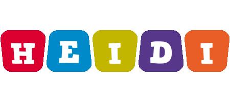 Heidi daycare logo
