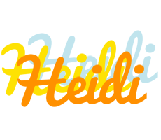 Heidi energy logo
