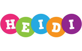 Heidi friends logo