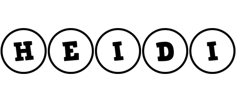 Heidi handy logo