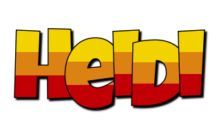 Heidi jungle logo