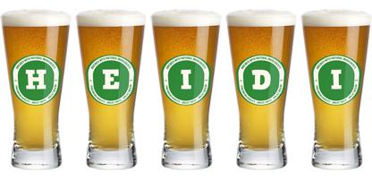 Heidi lager logo
