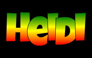 Heidi mango logo