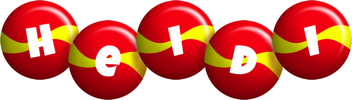 Heidi spain logo