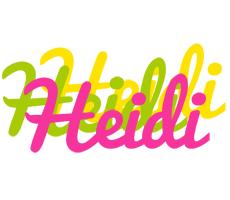 Heidi sweets logo