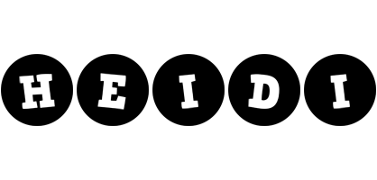 Heidi tools logo