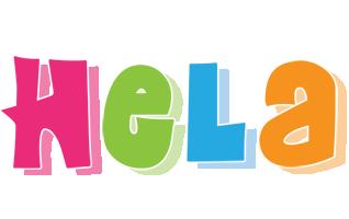Hela friday logo