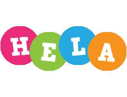 Hela friends logo