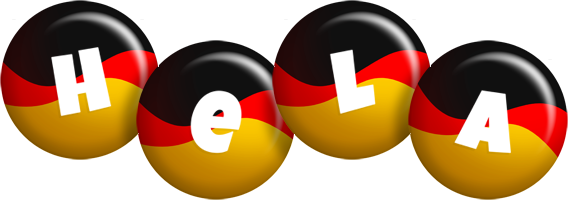 Hela german logo