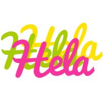 Hela sweets logo