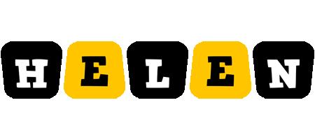 Helen boots logo