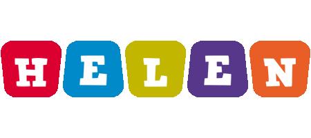 Helen daycare logo