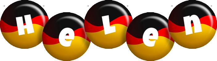 Helen german logo