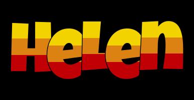 Helen jungle logo