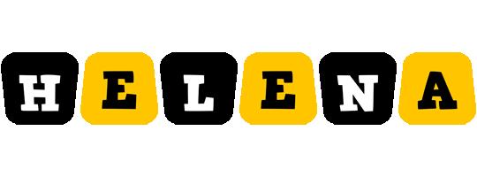 Helena boots logo